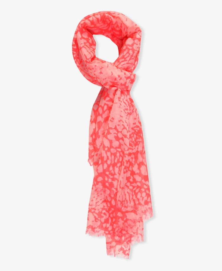 Abstract Neon Scarf | FOREVER21 - 1031701510  $8.80