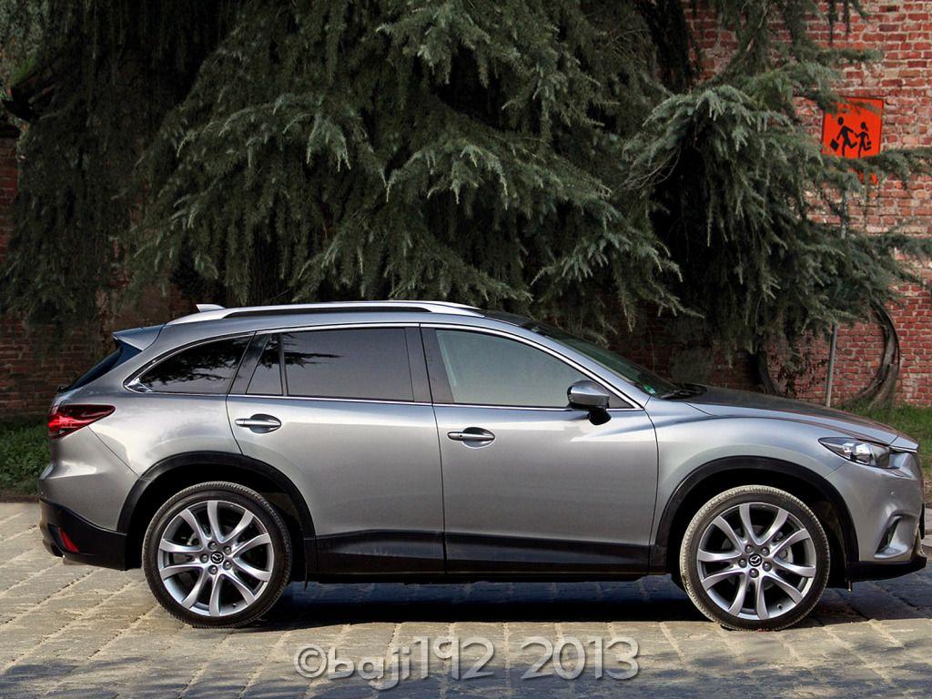 This Is The 2015 Mazda Cx 9 Mazda 6 Wagon Mazda Cx 9 Mazda 6