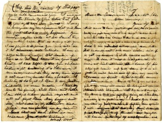William Joseph Short Wrote To This First Hand Account Of The