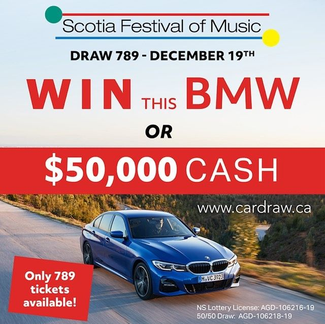 CONTEST ALERT From @scotiafestival Win A BMW 330i XDrive