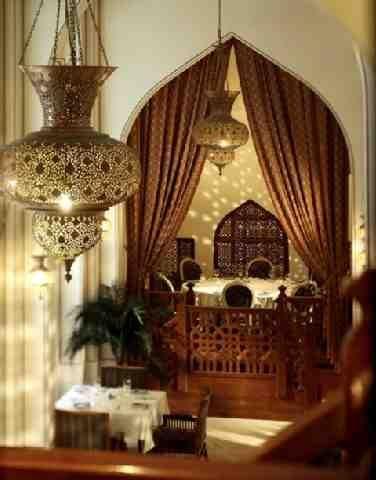 Persian style home decor