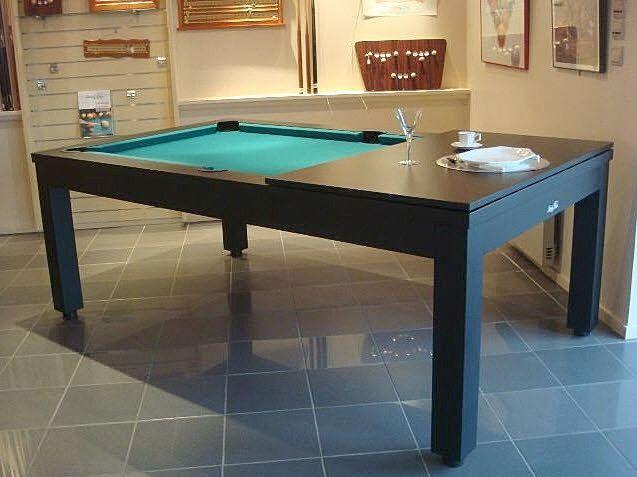 Billards Breton convertible pool table neo billards breton | cool products