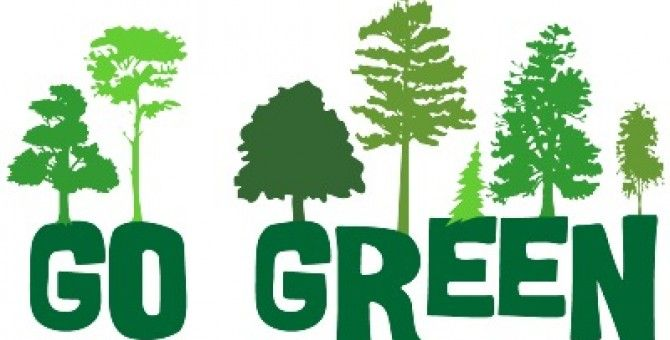 Go Green Save Our Earth With Images Go Green Slogans Go Green Green