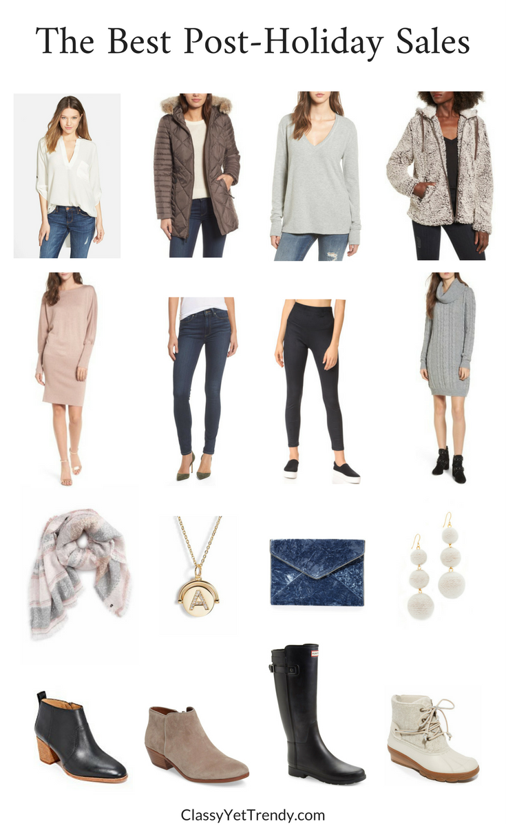 The Best Post Holiday Sales | Nordstrom half yearly sale, Yearly and ...
