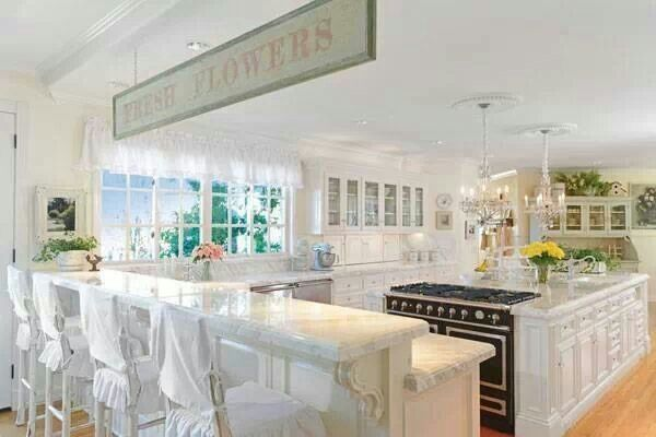 Big kitchen | Home, Home kitchens, Home decor