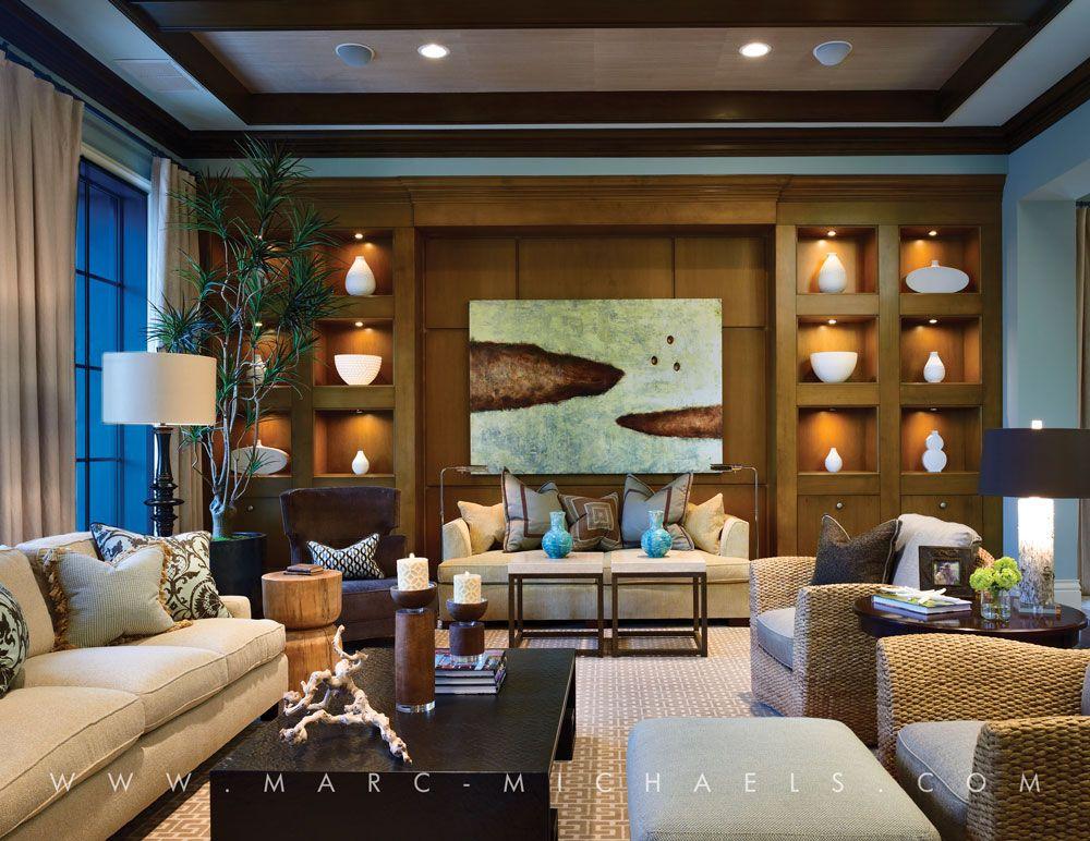 Boca Raton Interior Decorating Firm Transitional Design