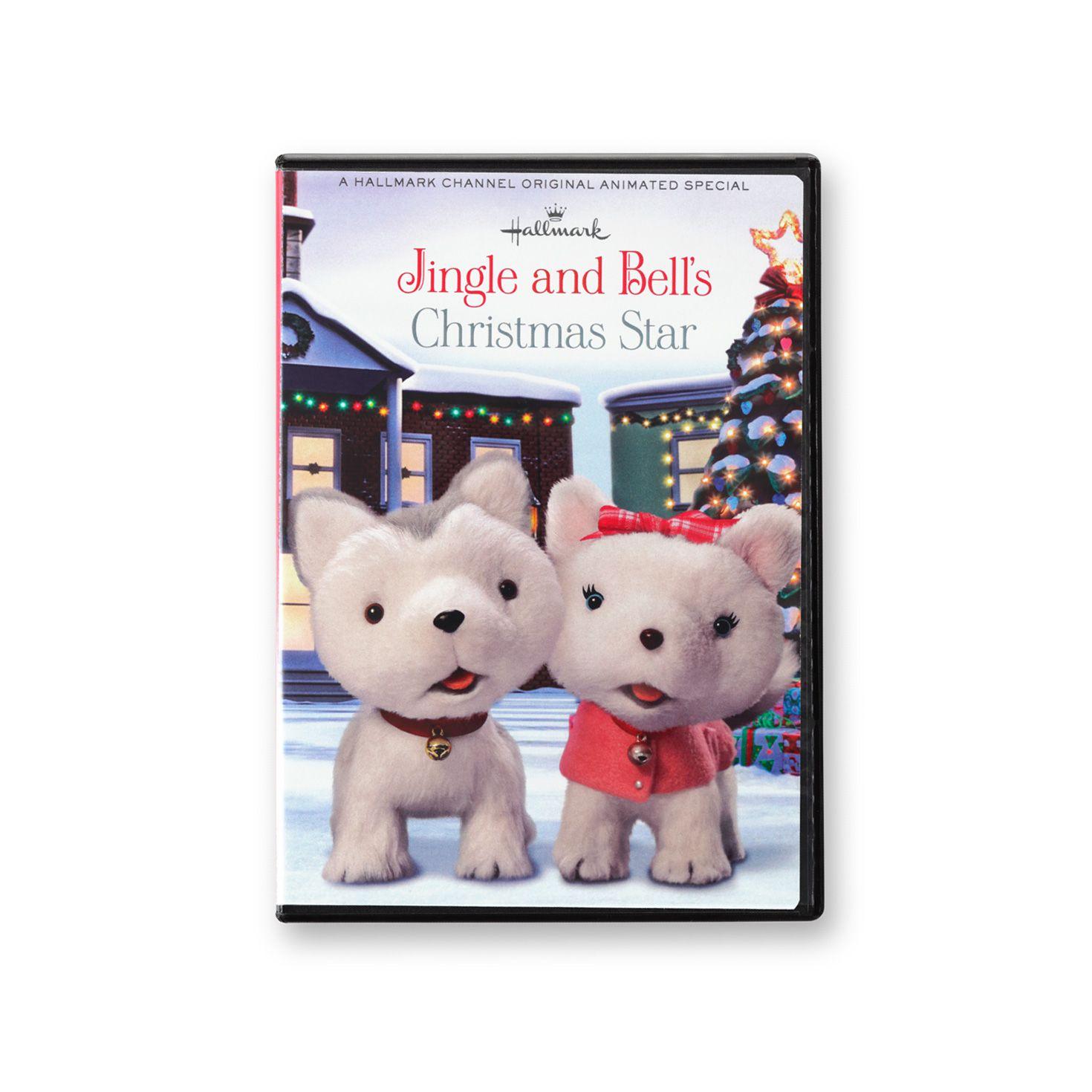 Jingle and Bell Christmas Star DVDHallmark Hallmark