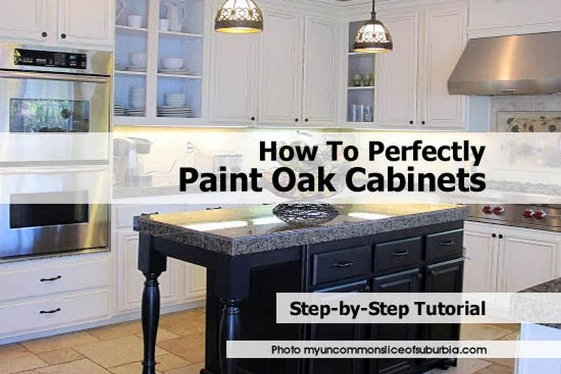 How To Perfectly Paint Oak Cabinets - //www.diyprojectsworld ... Images Of Painted Kitchen Cabinets Html on kitchens with white cabinets, painted kitchens before and after, painted kitchen hutches, painted kitchen countertop refinishing, painted kitchen faucet, painted dressers, painted den cabinets, painted furniture, painted kitchen decor, painted kitchen windows, painted dining cabinets, painted vintage cabinets, painted kitchen benches, painted kitchen pans, painted kitchen island, painted kitchen counters, painted kitchen chairs, painted paneling, painted fireplaces, painted kitchen backsplash,