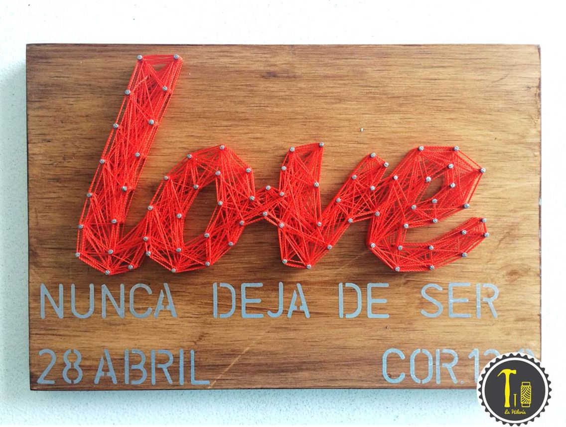 home decoracion string art with facebook couple thread picture gift love home