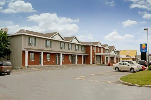 Comfort Inn Gander Gander Newfoundland And Labrador Offering Free Wifi And An On Site Fitness Centre Comfort Inn Gander Is Situa Hotel North America Inn