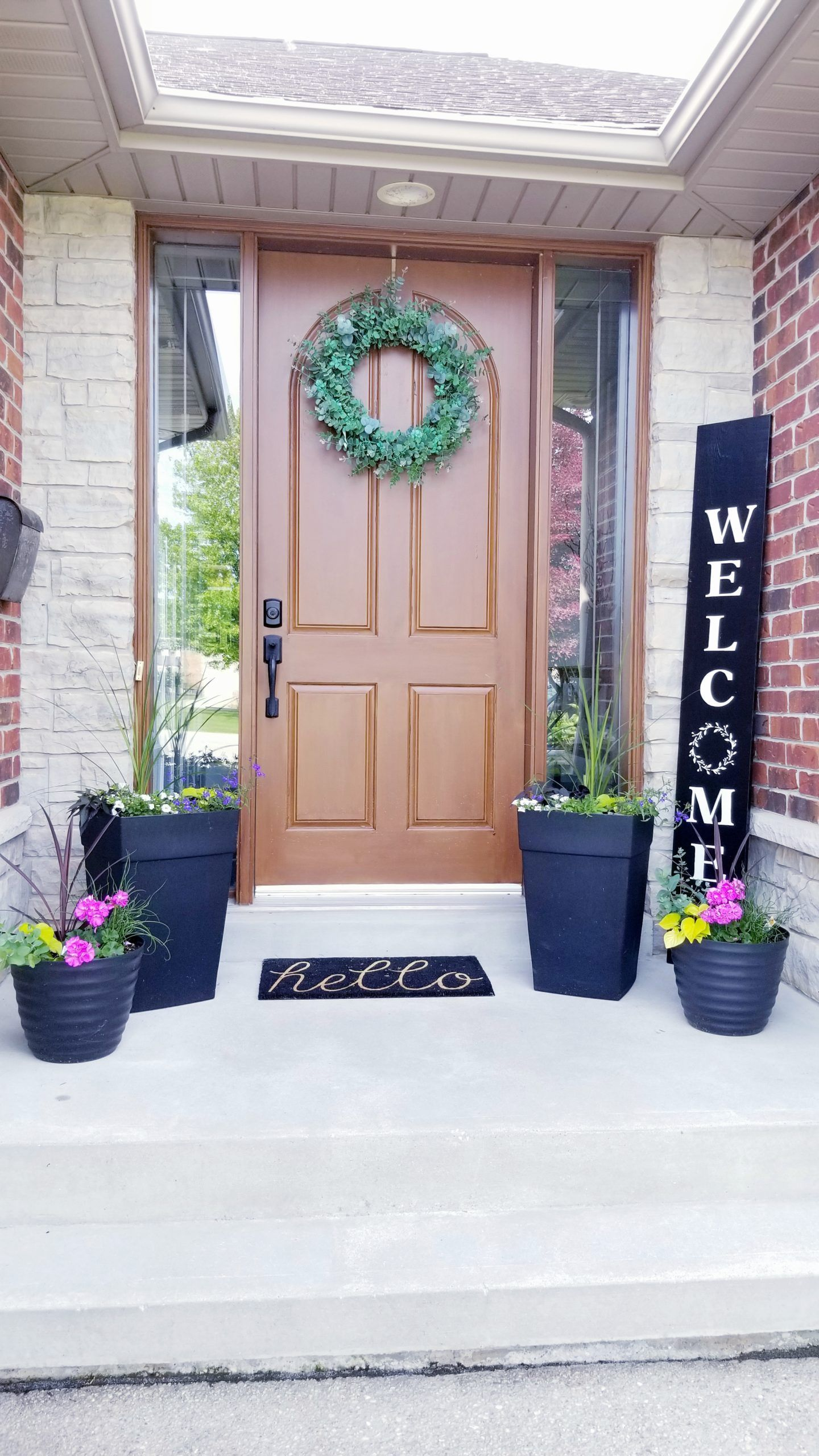 Diy farmhouse sign tutorial inspired to revamp