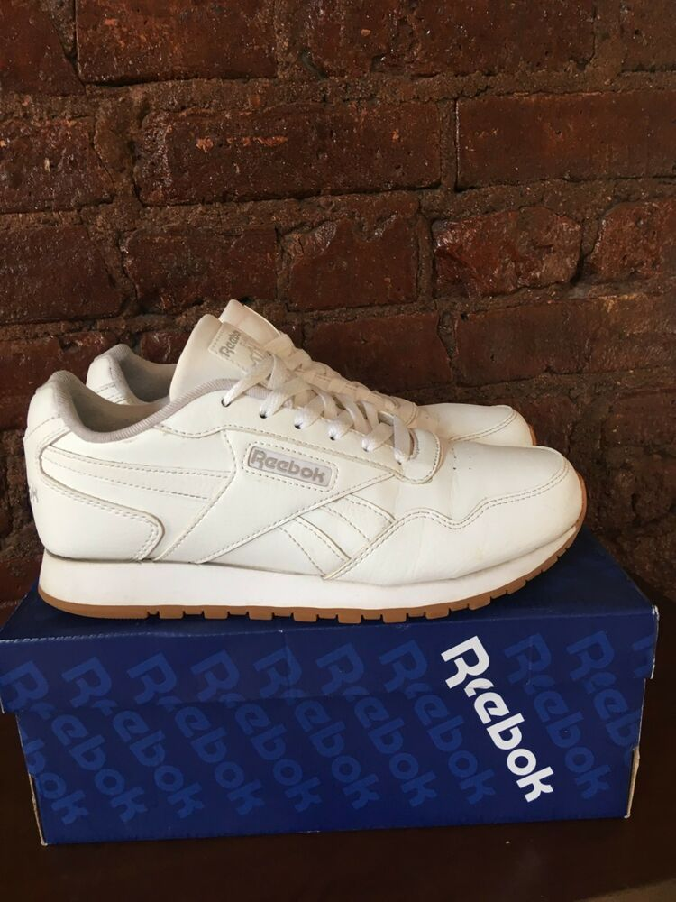 new arrival 8eb41 13074 Reebok Women s Classic Harman Run - Women s size 7.5 - White Sneakers   fashion  clothing  shoes  accessories  womensshoes  athleticshoes (ebay  link)