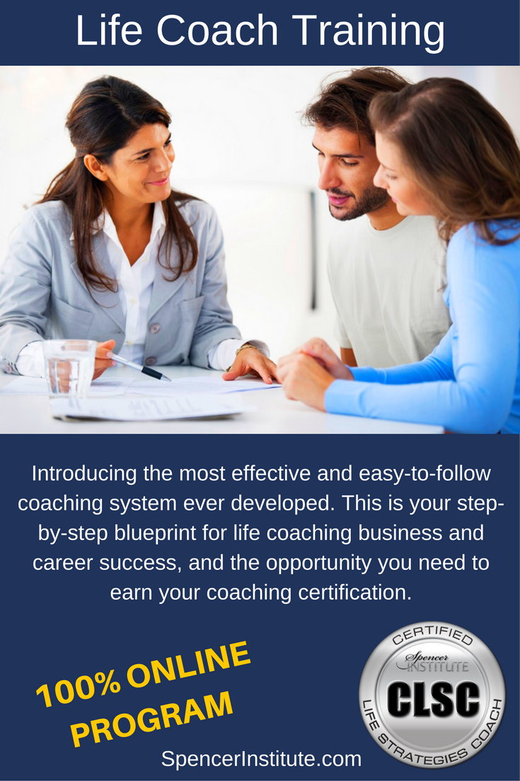 Become a life strategies coach change to fitness career enroll life coach certification training course and career program comprehensive online learning format from the spencer institute of life coach training 1betcityfo Images