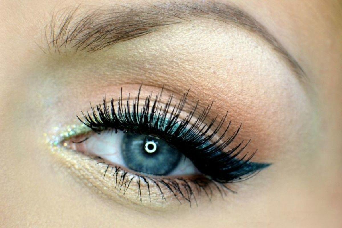 Картинки макияж для зеленых и голубых глаз
