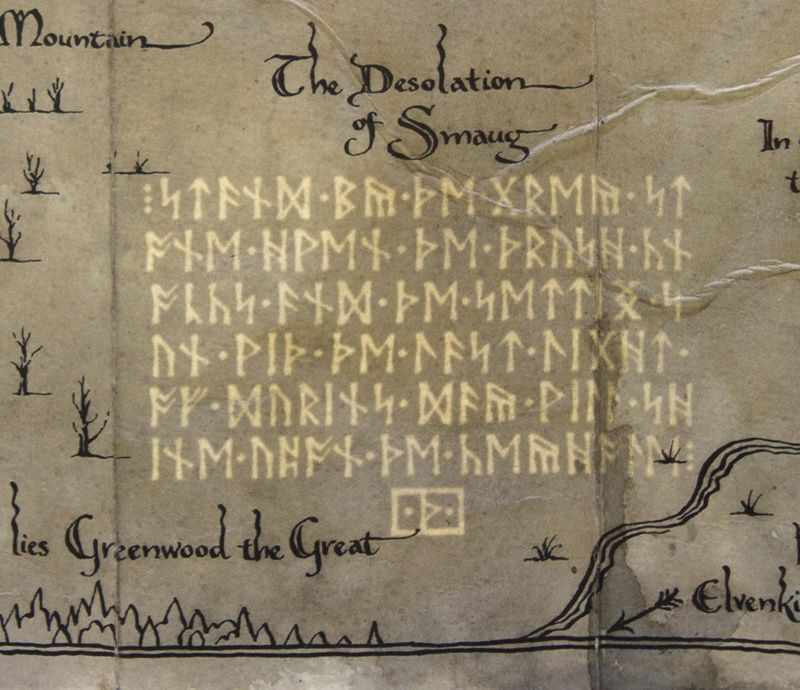 Lord of the Pens  Runes Lord and Tolkien