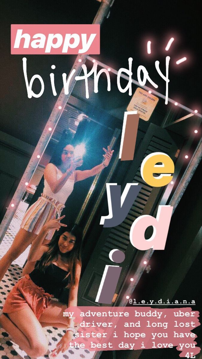 Insta Story Ideas Birthday Birthday Post Instagram Instagram Gift Creative Instagram Stories