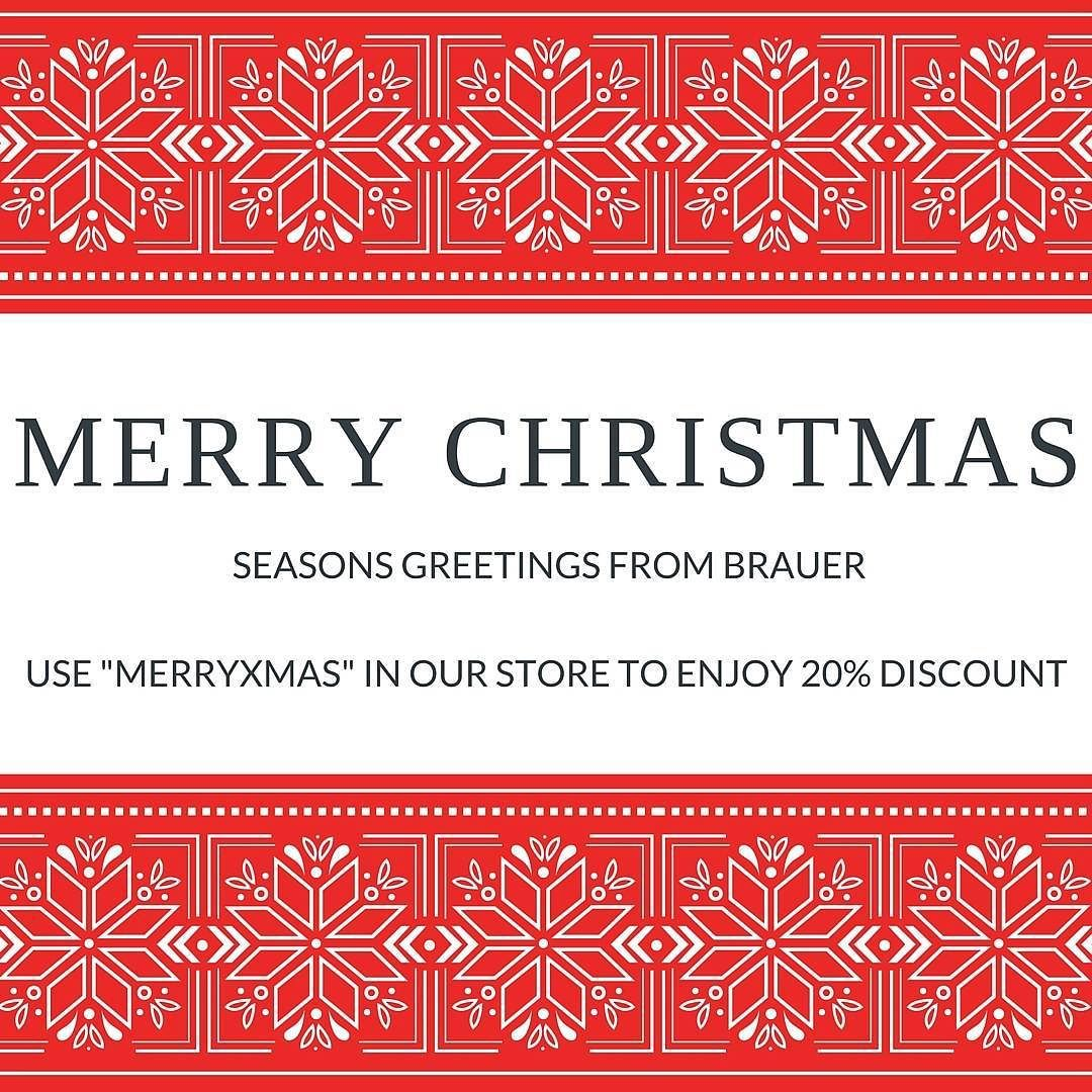 """We wish you a Merry Christmas.  Use this code """"merryxmas"""" to receive 30% off all orders in our online store."""