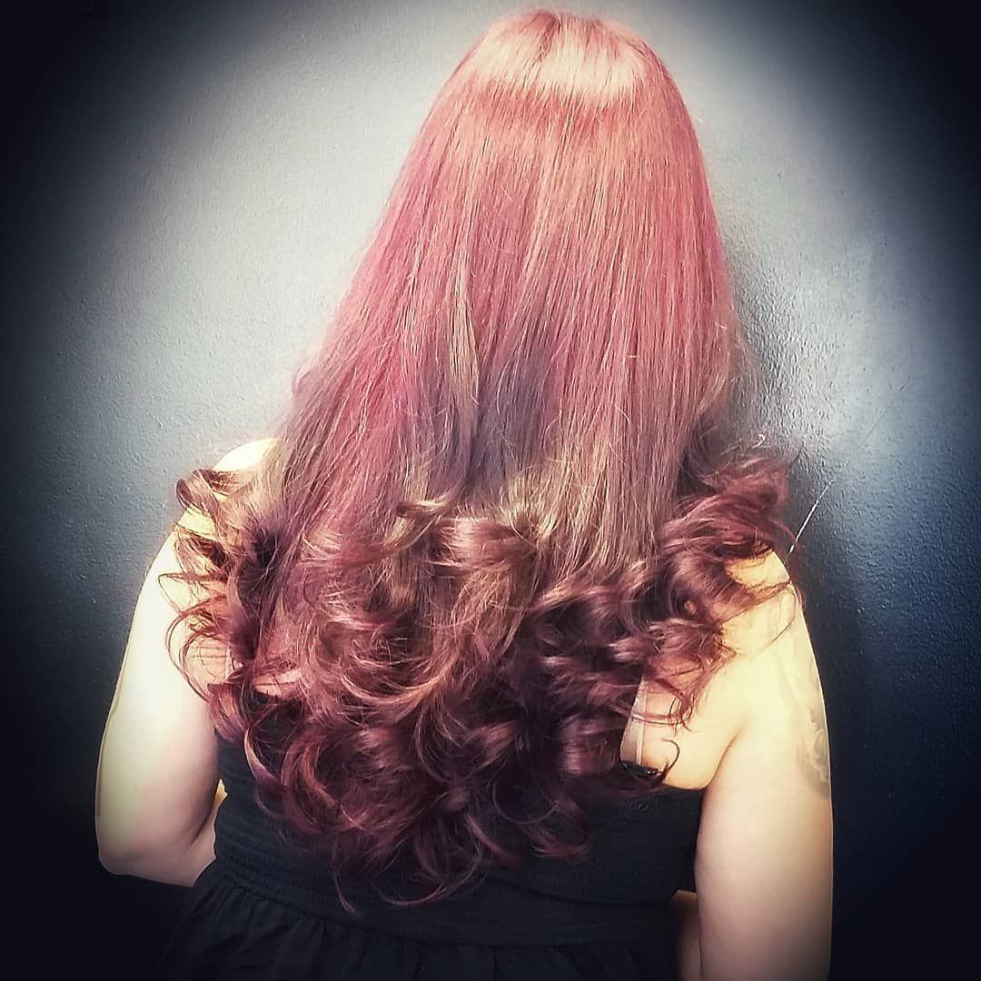 I finally have the red I wanted. It took some patience but the outcome is so wor..., ,washandblow ,guytangmydentity ,pembrokepines ,hialeahmiamilakes ,miramar ,redhaircolor ,appointmentsavailable ,colorwhee...