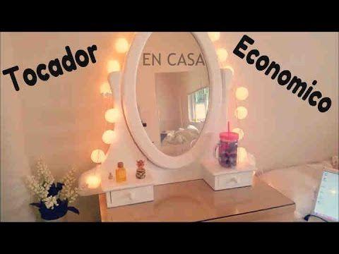 D.I.Y COMO HACER UN TOCADOR ❤ económico, facil y en casa. Hola mis ...