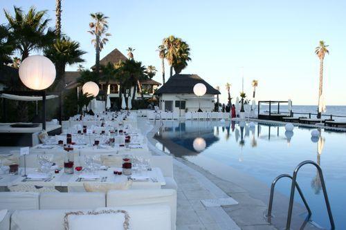 Puro Beach Laguna Village Weddings In SpainWedding