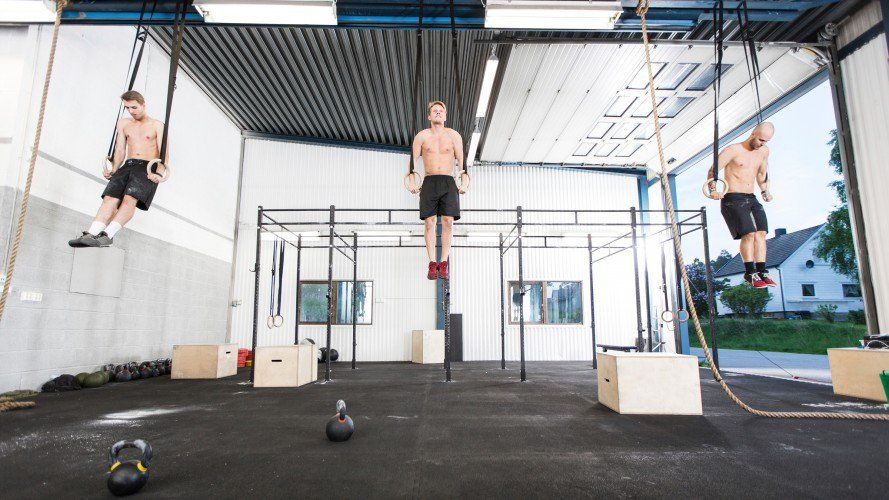 Build The Ultimate Garage Gym From Gear You Already Own