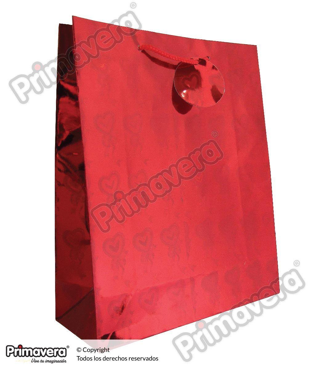 Bolsa Regalo Holográmica http://envoltura.papelesprimavera.com/product/bolsa-regalo-primavera-hologramica-12/