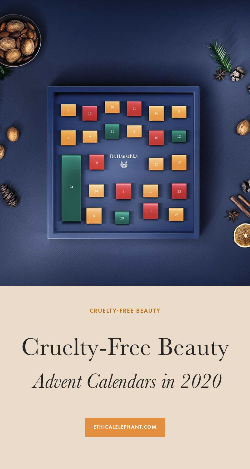 2020 Cruelty Free Makeup Beauty Advent Calendars In 2020 Beauty Advent Calendar Makeup Advent Calendar Cruelty Free Beauty
