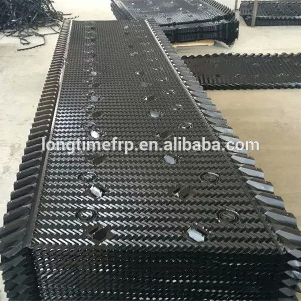 China Hot Sale New Material Cooling Tower Fill Pvc Filling Sheets