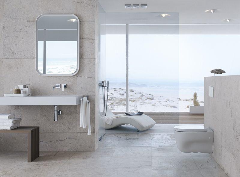 Tendencias en baños 2017 | Tendencias de baño, Cuartos de baños ...