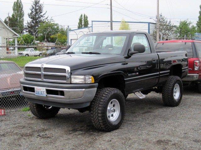 2000 Dodge Ram 1500 Favorite vehicle as a teenas of 1996