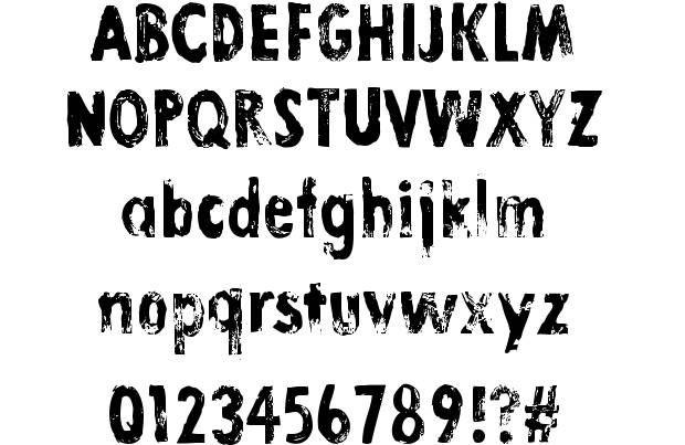 Old Rubber Stamp Font | Stamps | Pinterest | Fonts ...