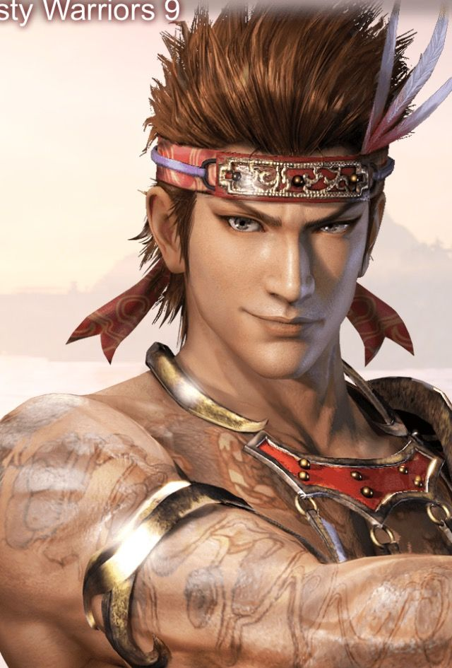 Gan Ning Former Pirate Now A Warrior Of Wu Dynasty Warriors Samurai Warrior Warrior