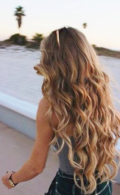 4 ways to get wavy hair even if your hair is super straight in 2018 ...