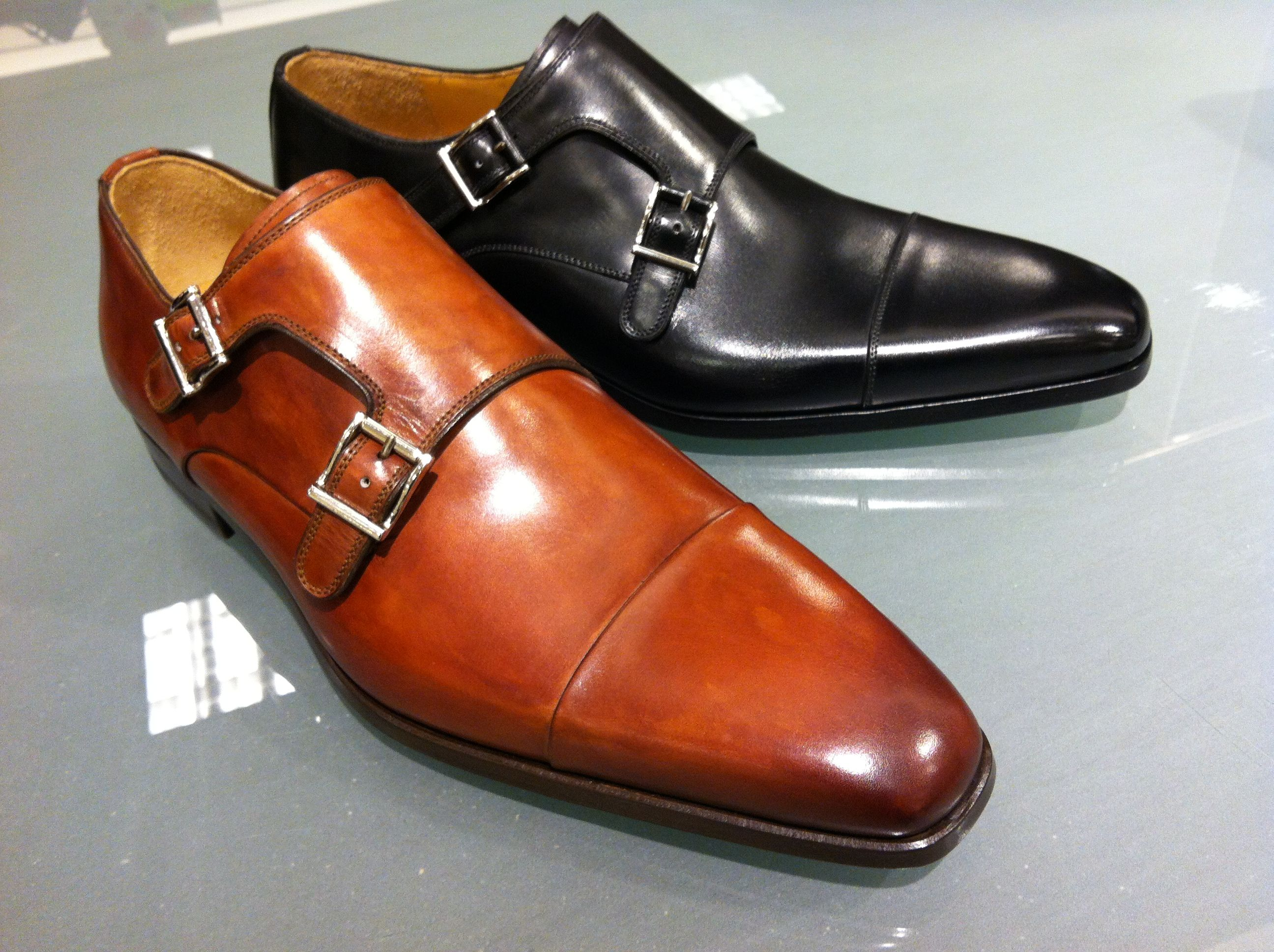 Magnanni Monk Strap at Nordstrom Men's Shoes in Paramus ...