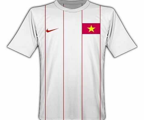 maillot foot vietnam nike