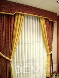 Resultado De Imagen Para Cortinas Con Cenefas Para Salas Cosas - Cenefas-para-cortinas-de-sala