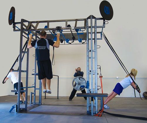 Movestrong functional training station new gym