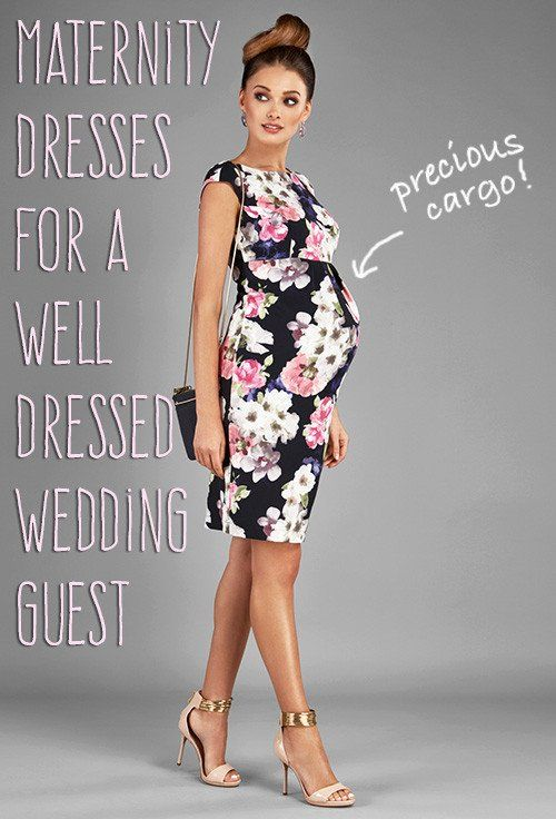 Maternity Dresses For A Well Dressed Wedding Guest Festive