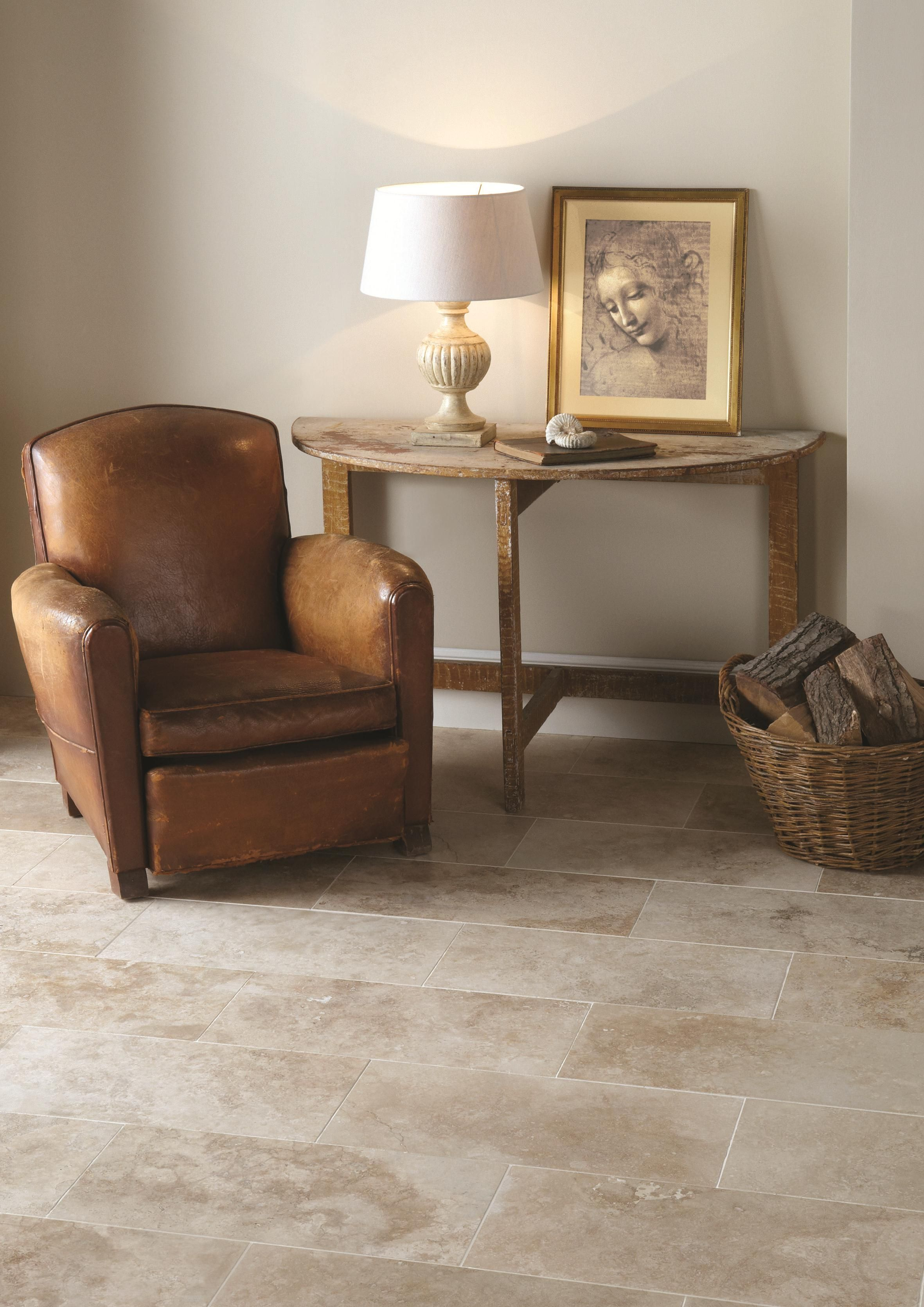 Filled and honed umbrian gold travertine tiles look beautiful on filled and honed umbrian gold travertine tiles look beautiful on floors dailygadgetfo Choice Image
