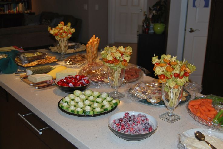 appetizers for christmas party ideas