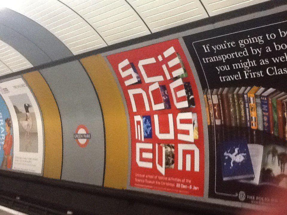 Green Park London Underground Station, W1