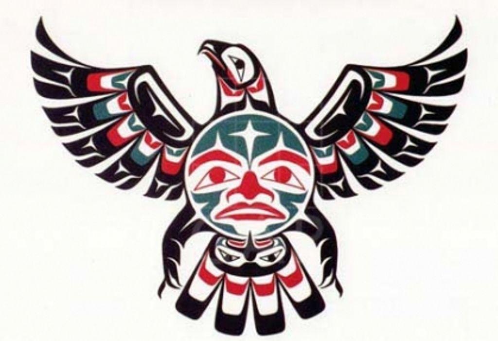 gallery for northwest coast indian art eagle tribal pinterest indian art native art and. Black Bedroom Furniture Sets. Home Design Ideas