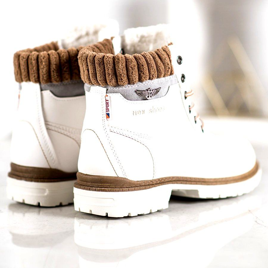 Arrigo Bello Sznurowane Trapery Szare Boots Womens Boots Lace Up Trousers