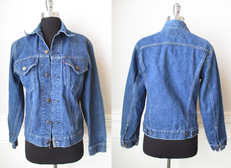 Levi S Jean Jacket Trucker Jacket Vintage Denim Jacket Type Iii 3 Coat Blue Jean Jacket Vintage Denim Jeans Vintage Denim Jacket Vintage Levis Jacket