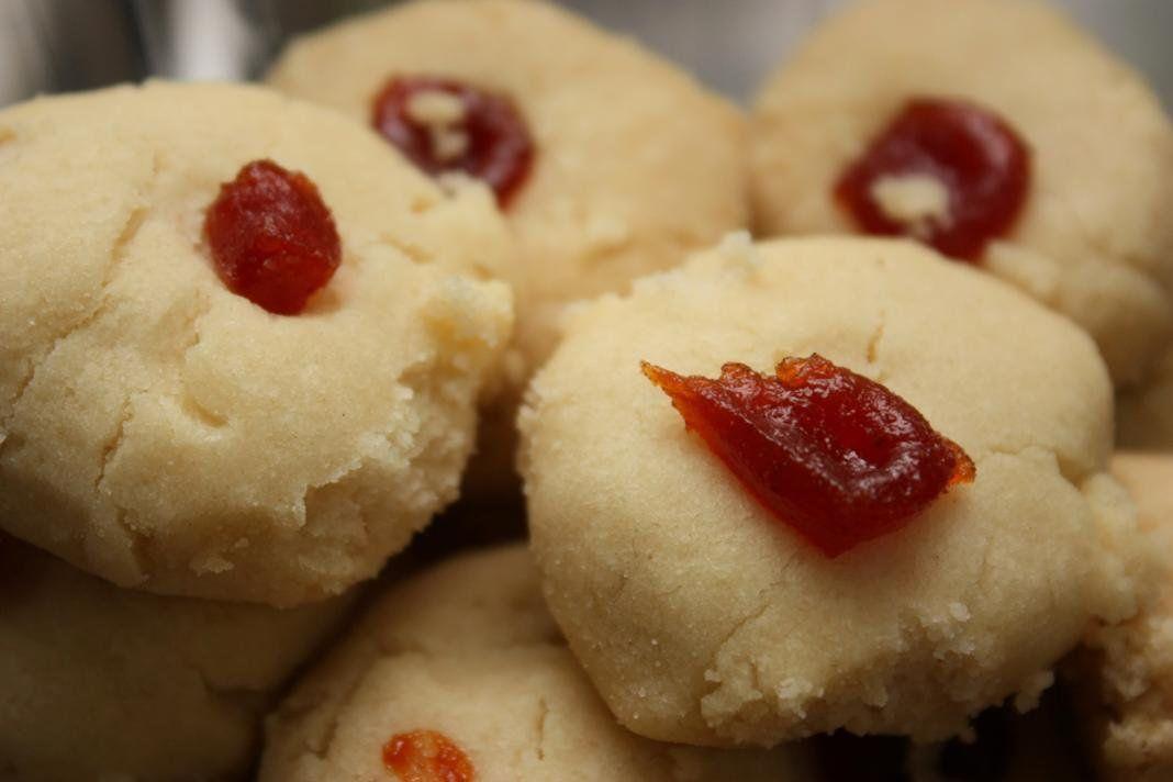 Mantecal Biscoito Amanteigado Ingredientes 1 Xicara De Acucar