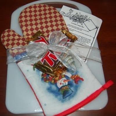 4 Printable Easy Neighbor Christmas Gifts Christmas Pinterest