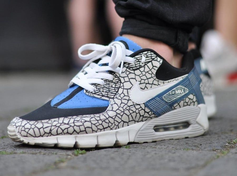 2009 , Huf x Nike Air Max 90 Current Huarache , @hansert