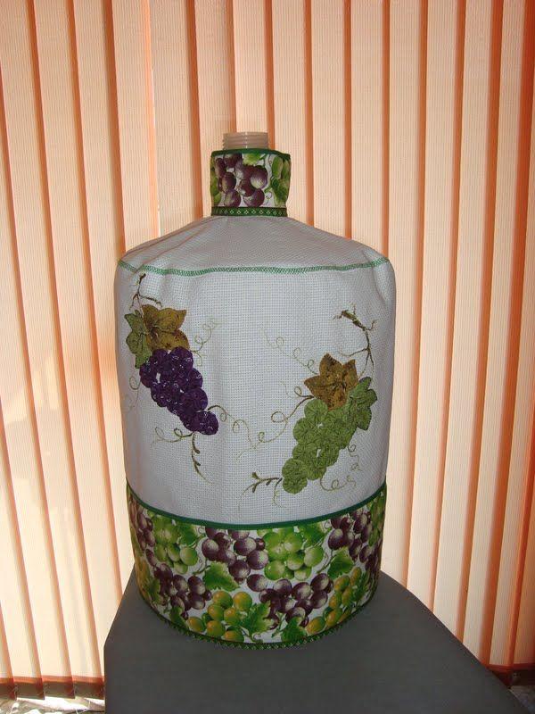 capa para bombona de água