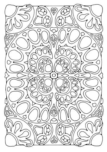 by dandi palmer dodo books patterns to colour in coloring - Pictures To Colour In