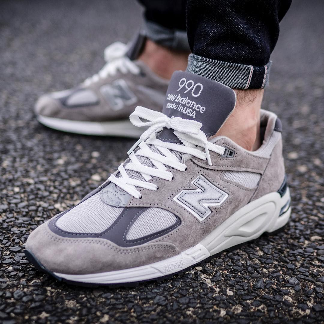 8ae5ca1b57c New Balance 990v2 Made in the USA Bringback in 2019 | New Balance ...